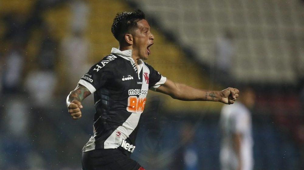 Discreto e decisivo, Germán Cano mostra cartão de visitas e encerra jejum de gols do Vasco