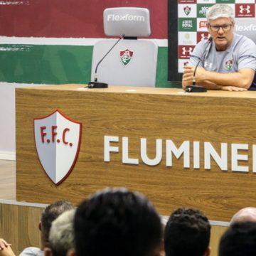 Fluminense se apresenta para 2020 com a presença de cinco reforços