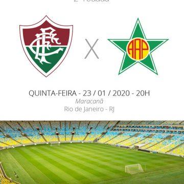 Fluminense x Portuguesa: veja onde assistir, escalações, desfalques e arbitragem