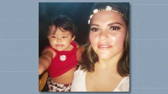 'Hoje vou ter que enterrar minha filha', diz pai de bebê atropelada por motorista que teria bebido no Rio