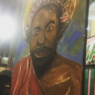 Lázaro Ramos recusa convite da Mangueira para interpretar Jesus na Sapucaí