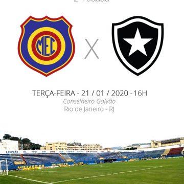 Madureira x Botafogo: veja como assistir, escalações, desfalques e arbitragem