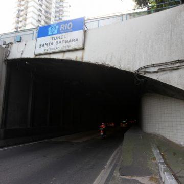 Motociclista morre em acidente no Túnel Santa Bárbara