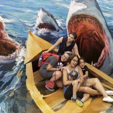 Museu de Ilusões chega ao Rio com cenários realistas em 3D para tirar fotos