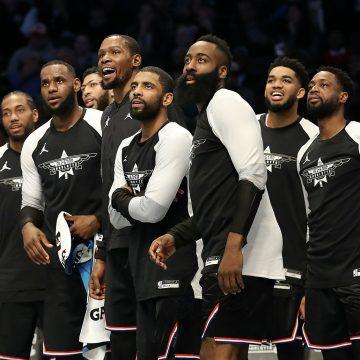 NBA muda formato do All-Star e anuncia tributo a Kobe como critério para definir o vencedor
