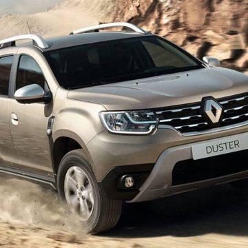 Novo Renault Duster tem lançamento no Brasil confirmado para março