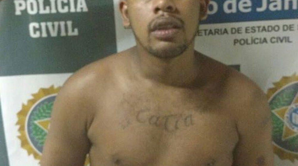 PM encontra corpo do traficante 'Mata Rindo' em porta-mala de carro no Rio
