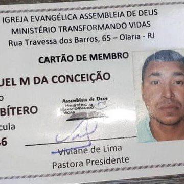 Pedreiro morre baleado na Vila Cruzeiro quando estava a caminho do trabalho