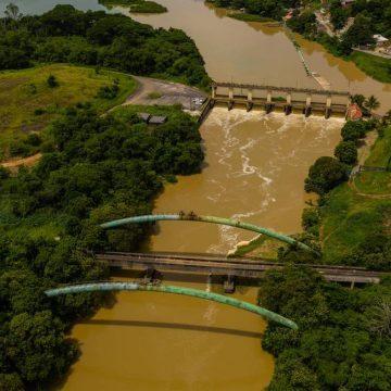 Pesquisadores da UFRJ sugerem mais três tratamentos para melhorar água do Rio Guandu