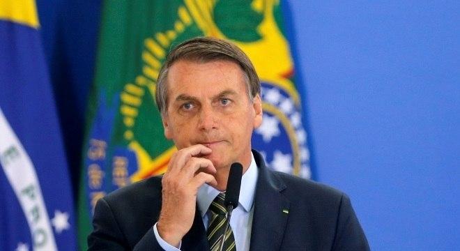 Presidente Bolsonaro chega a MG e faz sobrevoo em cidades atingidas por chuva