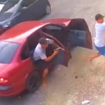 Presos dois responsáveis por execução de homem em depósito da Baixada