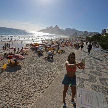 Previsão do tempo: semana será de temperatura beirando os 40ºC no Rio