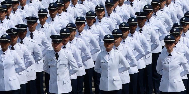 Provas para sargento da Aeronáutica vão selecionar 156 candidatos