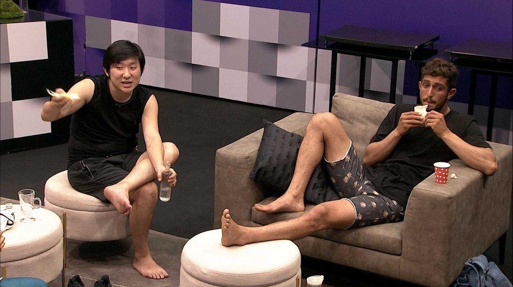 Pyong comenta divisão da casa: 'Vai ficar rixa de grupo'