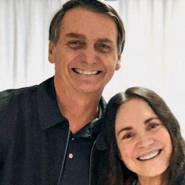 Regina Duarte defende 'Bruna Surfistinha' e rebate ministro do Turismo