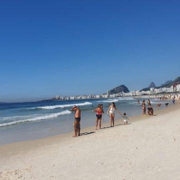Rio pode ter o dia mais quente do verão nesta terça-feira