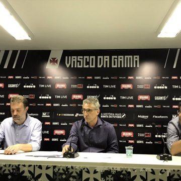 Saídas na diretoria do Vasco: VP de Finanças entrega cargo e Adriano Mendes pode ser o próximo