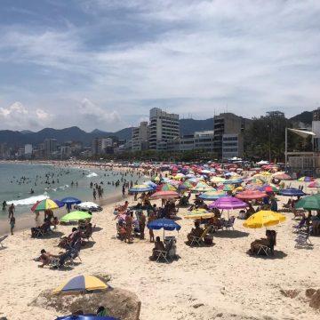 Sem monitoramento, qualidade da areia das praias do Rio não é testada desde maio de 2019