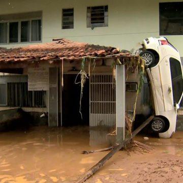 Sobe para 10 o nº de mortos por causa das chuvas no ES após corpo de desaparecida ser encontrado