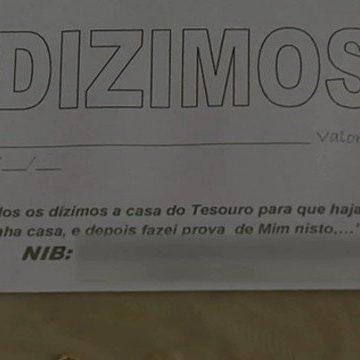 Três pastores brasileiros são presos em Portugal sob suspeita de tráfico de pessoas