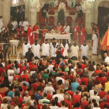 Veja a programação das missas para a festa de São Sebastião no Rio