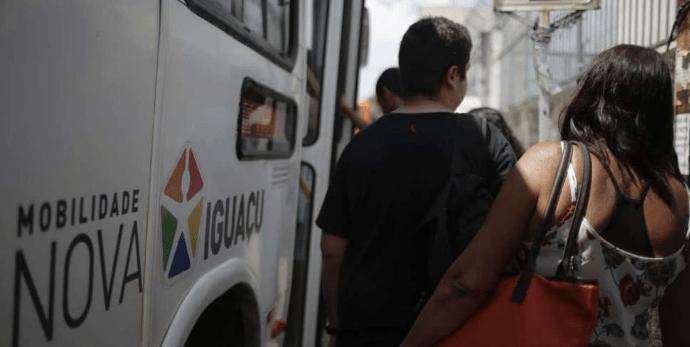 AUMENTO ANUAL: Mantido reajuste de tarifa de transporte público em Nova Iguaçu (RJ) R$ 4,10