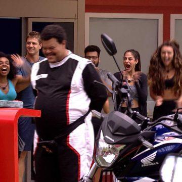 Babu é o novo Anjo do BBB20 e Hadson ganha uma moto