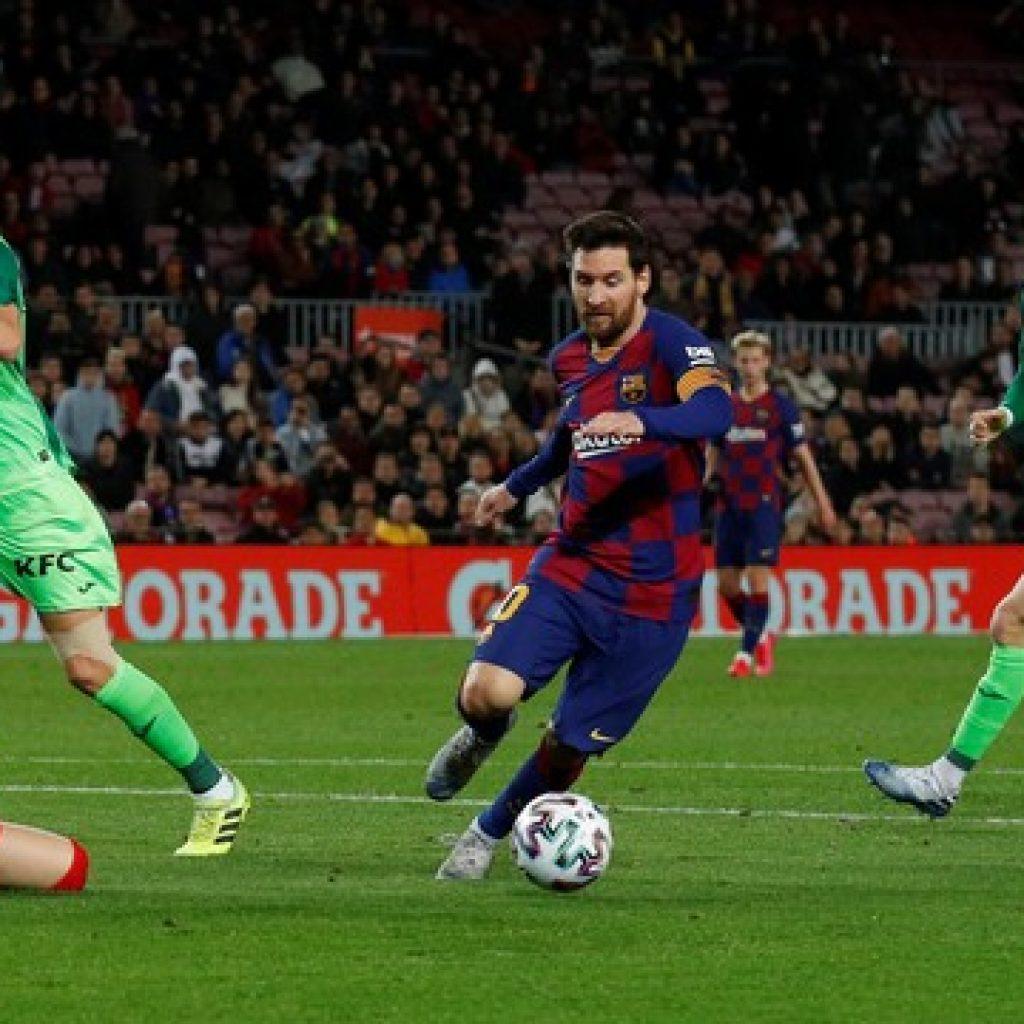 Messi Faz Dois Arthur Deixa O Dele E Barcelona Avan U00e7a Na