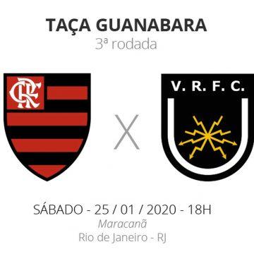 Flamengo x Volta Redonda: veja escalações, desfalques e arbitragem
