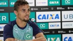 Flamengo analisa investida em Michael, oferecido pelo Goiás