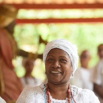 Entrevista com Mãe Ana de Xangô: Atual Ialorixá do terreiro mais famoso do Brasil