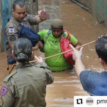 Número de mortes em razão das chuvas em Minas Gerais sobe para 47