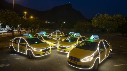Confira os novos preços das tarifas de táxis no Rio para o ano de 2020