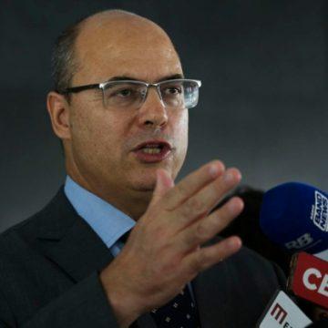Witzel assina decreto que antecipa 50% do 13º no mês de aniversário dos servidores do RJ
