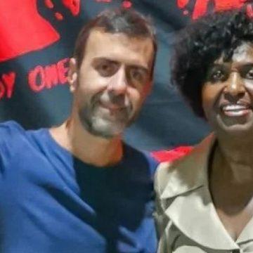 Benedita da Silva será a candidata à vice de Freixo
