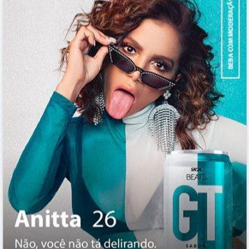 SKOL Beats GT se junta a Anitta para ajudar o folião a encontrar o feat perfeito neste Carnaval