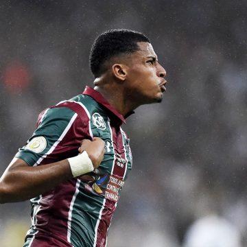 Ponta, 2º atacante, centroavante, meia? Marcos Paulo busca posição ideal para se firmar no Fluminense