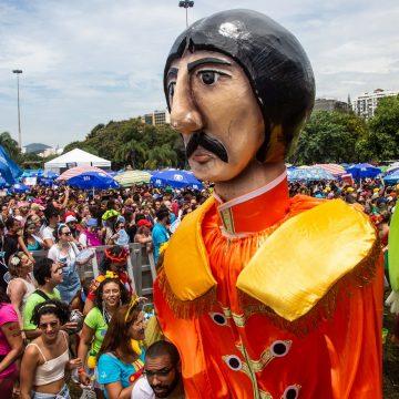 Rio tem mais 40 blocos de rua na segunda-feira de carnaval