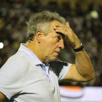 """Abel diz que Vasco poderia chegar soberbo à Bolívia caso aproveitasse chances no Piauí: """"Resultado totalmente injusto"""""""