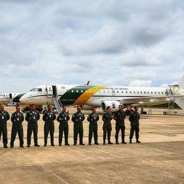 Aeronaves da FAB decolam para buscar brasileiros na China