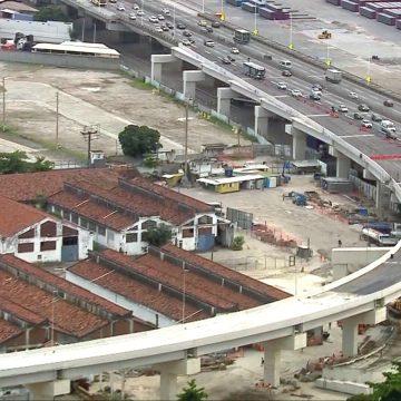 Alça Ponte-Linha Vermelha será aberta no próximo sábado