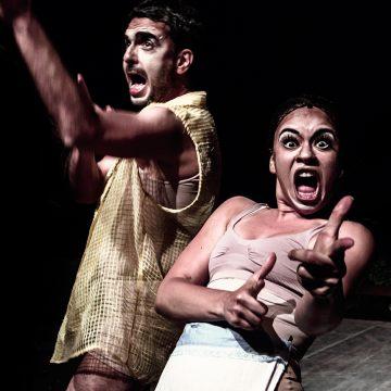 """""""Ielda – Comédia Trágica"""" reestreia no dia 04 de março,  4ª feira, no Teatro Petra Gold"""