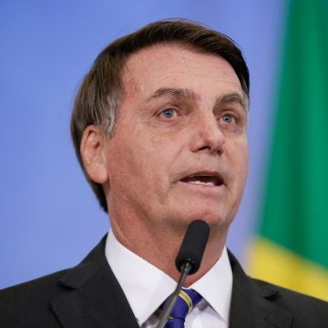 Bolsonaro nomeia almirante para Secretaria de Assuntos Estratégicos