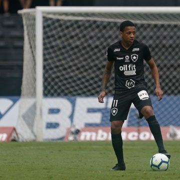 De intocável a nem relacionado, Bochecha tem esperança de volta por cima no Botafogo com Autuori