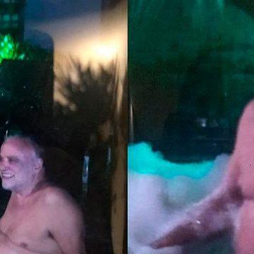Fotos em festa durante crise hídrica foi a gota d'água para demissão de presidente da Cedae