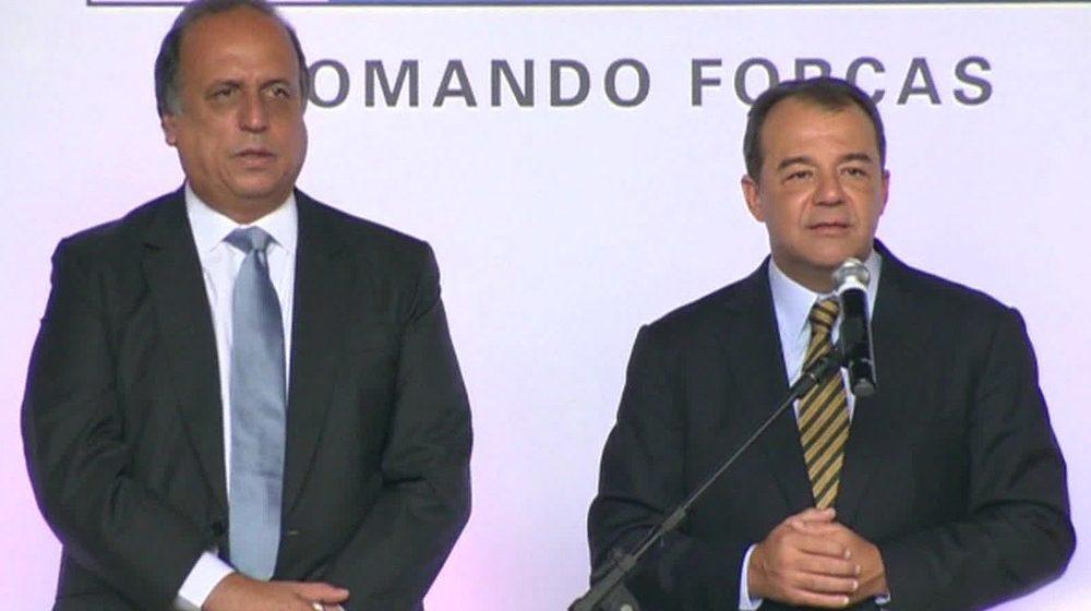 Cabral diz que Pezão estruturou esquema de propina e recebeu R$ 400 milhões na campanha