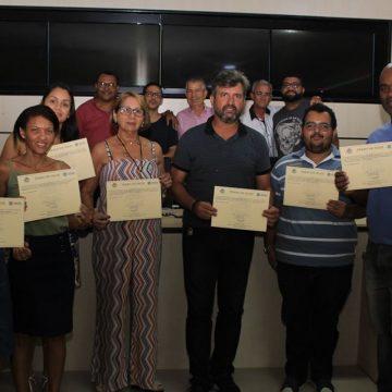 Cerimônia de Posse nomeia novos Conselheiros Municipais de Turismo em Japeri
