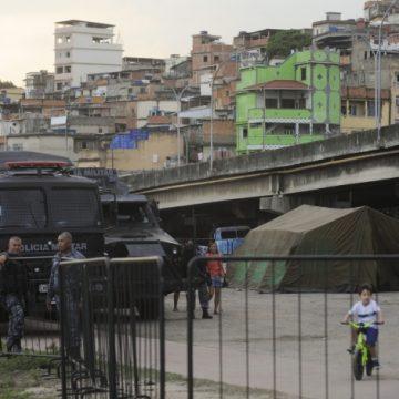 Complexo da Maré teve uma operação a cada nove dias em 2019, diz relatório