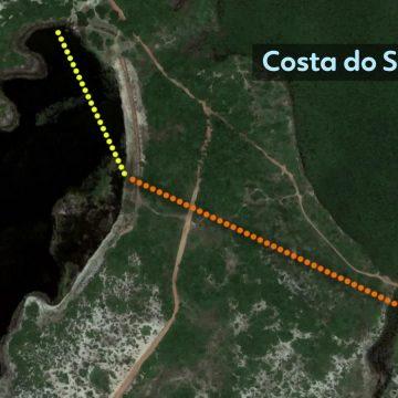 Miliciano Adriano da Nóbrega cruzou mangue e lagoa ao fugir da polícia na Costa do Sauípe, Bahia