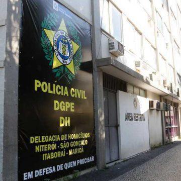 Homem é morto com arma de fogo em Niterói